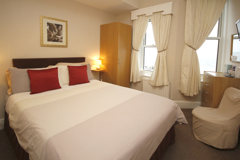 Room 4 at The Paragon, Scarborough